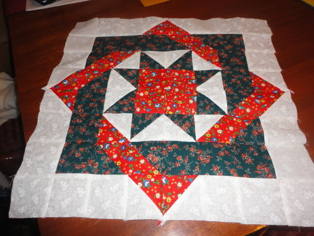 How To Use Plastic Quilting Templates : Plastic Templates - Upsized Magic Maze quilt - an 18 inch block eBay
