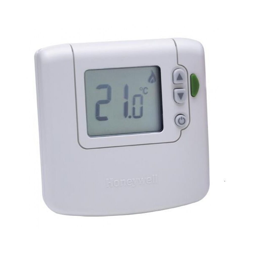 New Honeywell Digital Room Thermostat Dt90e Hard Wired