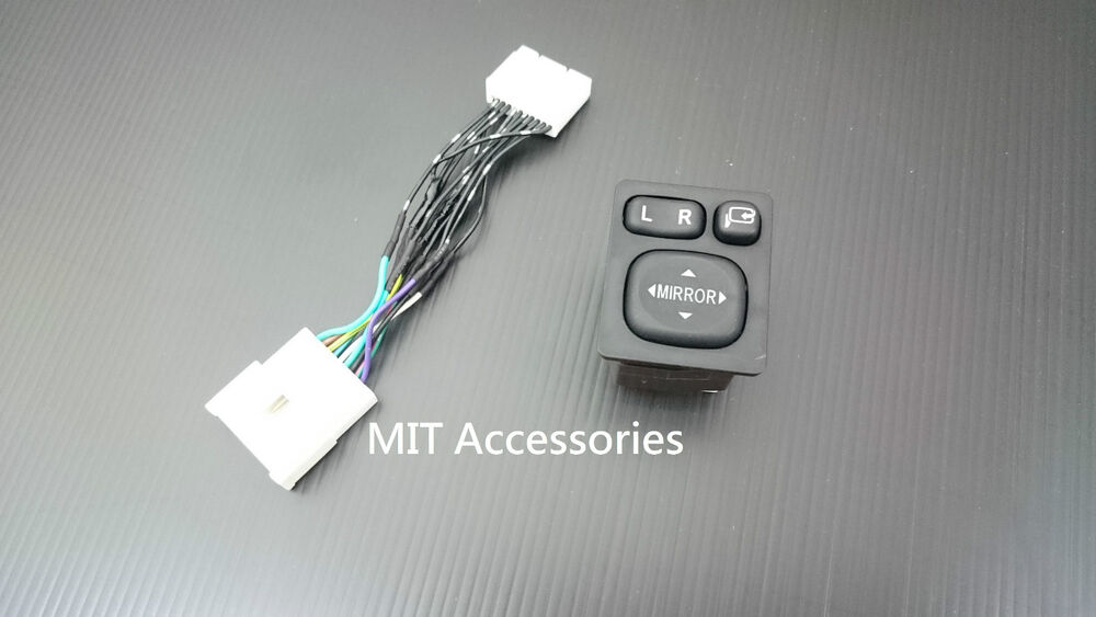 Mit Toyota Lexus Scion Oem Outside Door Power Folding