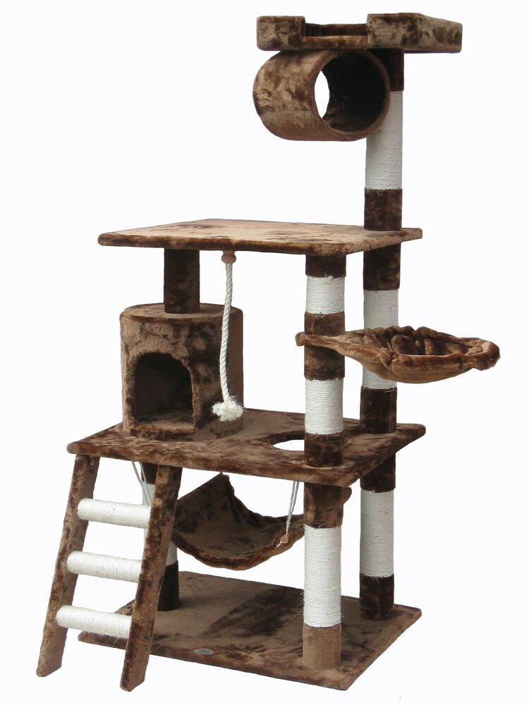 Fashion Domestic Delivery Cat Trees Cat Climb Frame Cat Furniture Scratchers Pet Supplies 2