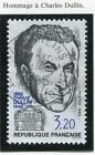 STAMP TIMBRE FRANCE OBLITERE N° 2390 CHARLES DULLIN / Photo non contractuelle