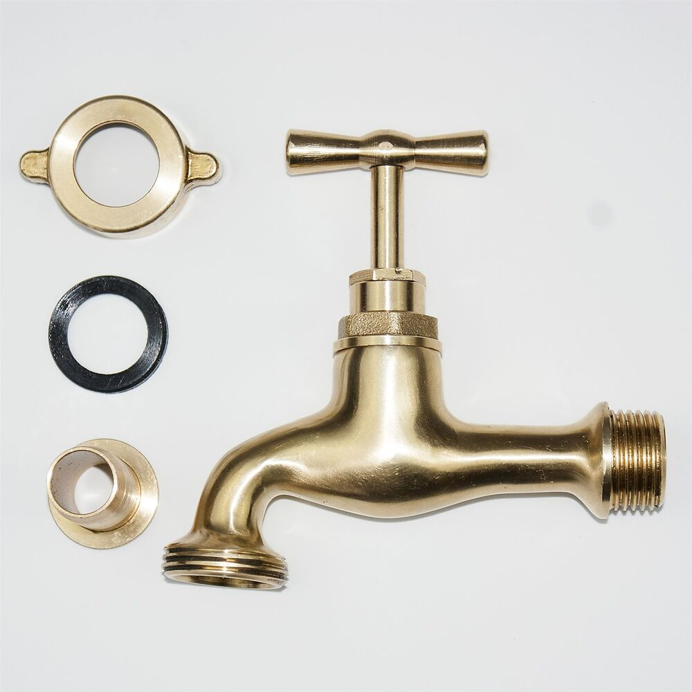 how to change a garden tap