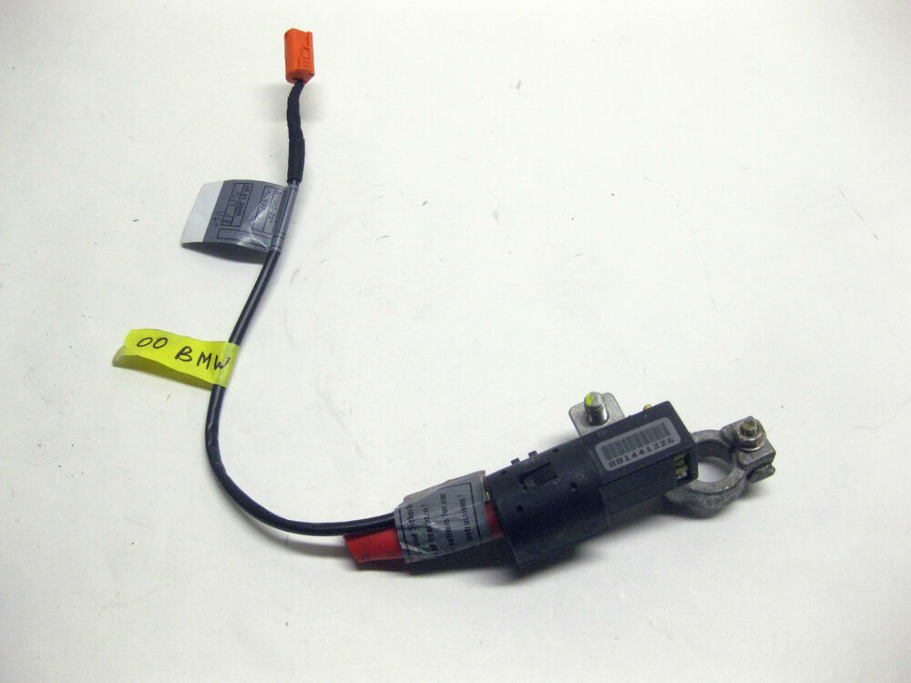 00 Battery Cable : Bmw i detonator battery cable positive terminal oem
