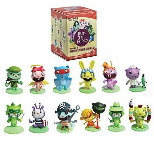 Toy Game Store In Lone Tree: Happy Tree Friends Series 2 Blind Box Figure Toys Games