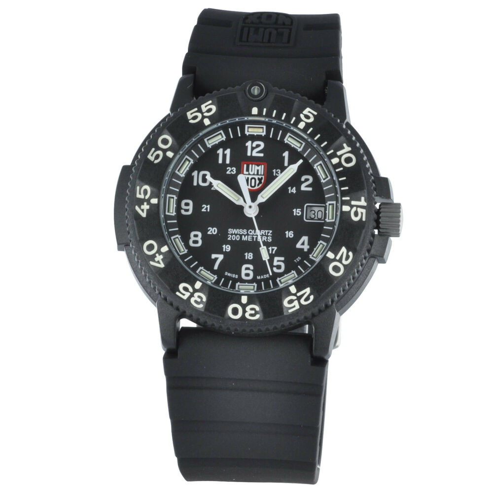 Luminox original navy seal 3001 watch 7611382546289 ebay for Luminox watches