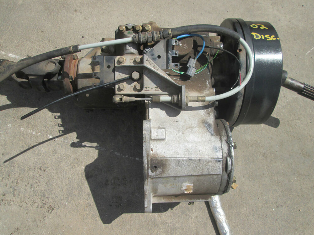 Land Rover Discovery Ii Transfer Case Hrc2806 1999 2000