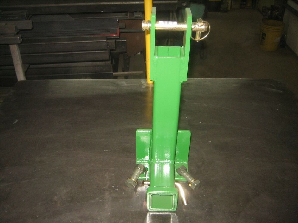 3 Point Tractor Draw Bar Supplies : Point heavy duty draw bar trailer hitch for john deere