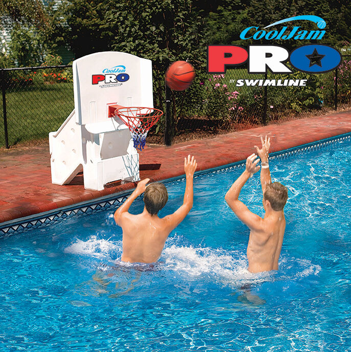 International Leisure 9195 Cool Jam Pro Swimming Pool Basketball Fun Game Ebay