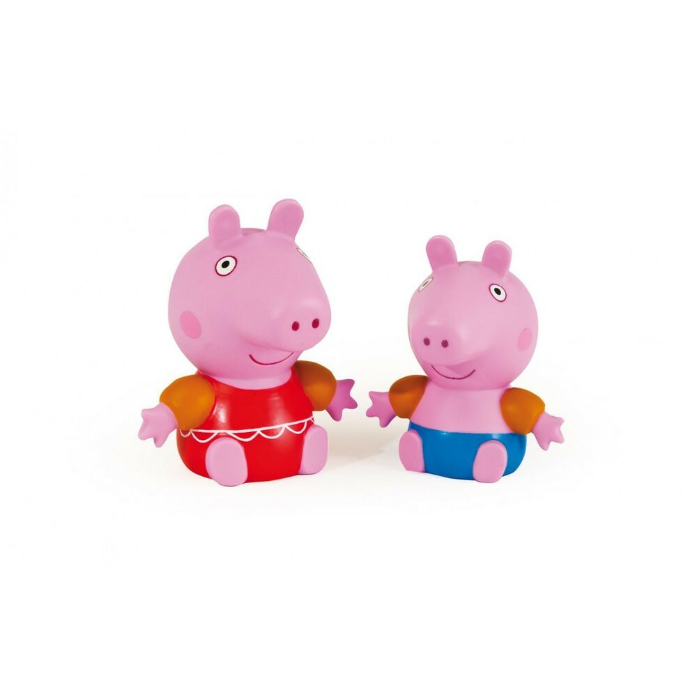 Zoggs Peppa Pig George Little Squirts Swimming Pool Toy Ebay