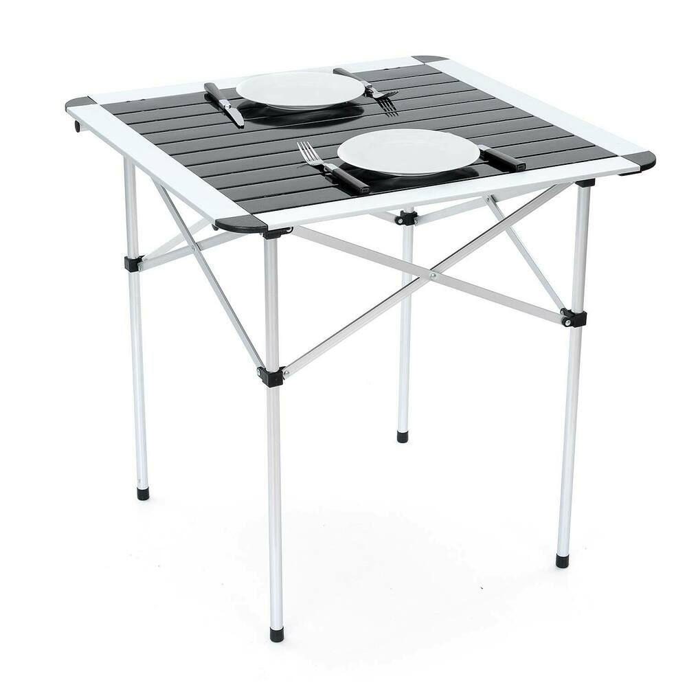 folding camping table lightweight portable outdoor. Black Bedroom Furniture Sets. Home Design Ideas