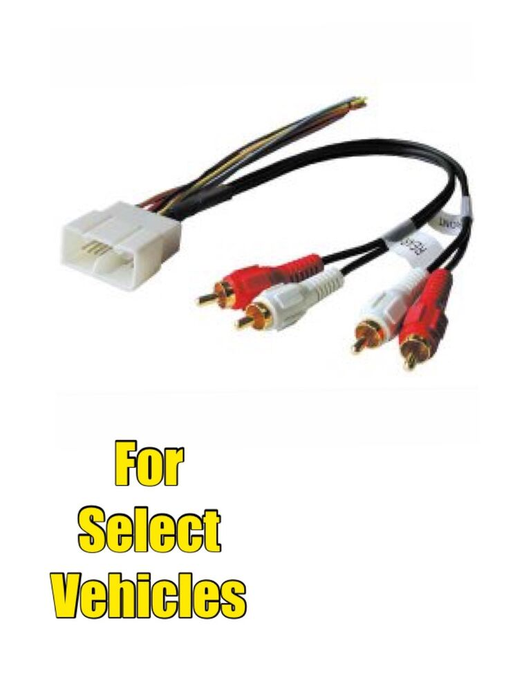 Best Buy Car Wiring Harness : Best kits bha car radio stereo wire harness for jbl