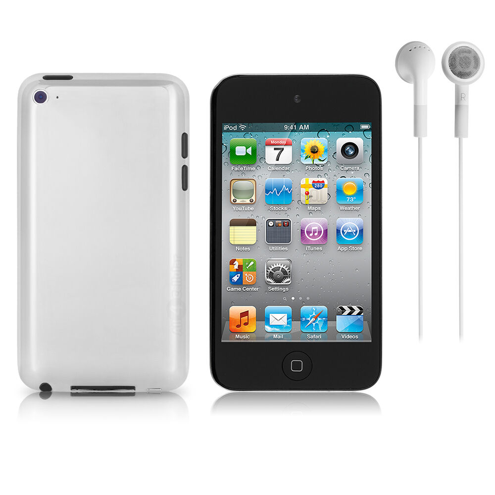 Apple iPod Touch 4th Generation MP3 Player - 32GB, Black ...