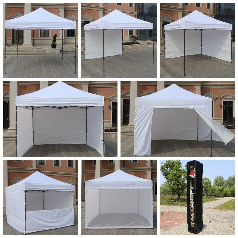10x10 canopy tent abccanopy 100 waterproof 10x10 ez pop up canopy tent w 6 28967