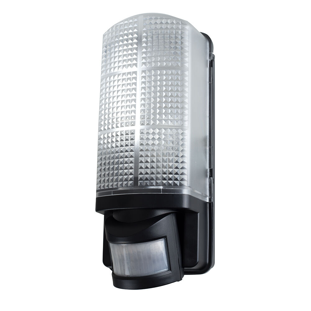 Outdoor Security Lights With Sensor Instructions: Robust Outdoor Security PIR Motion Sensor Bulkhead Wall