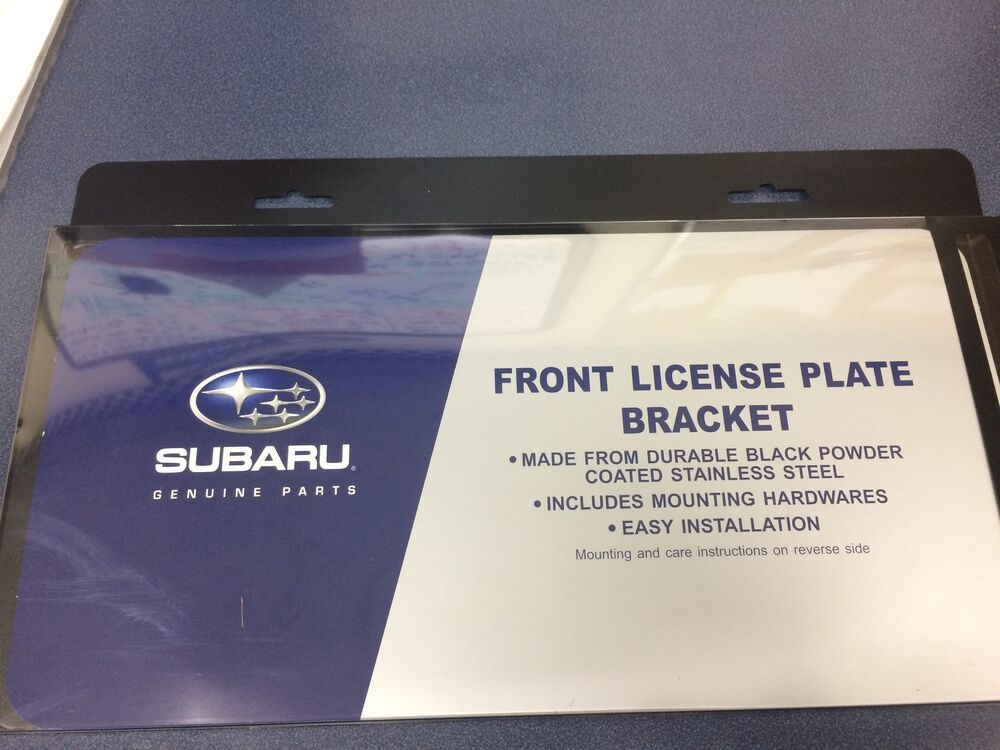 Get A New License Plate For New Car