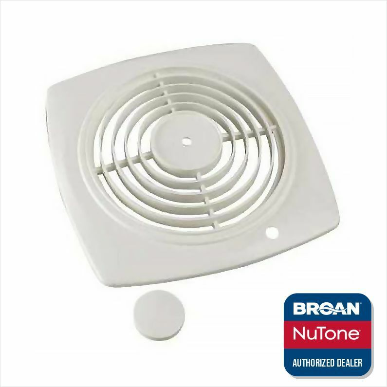 Nutone Kitchen Exhaust Fan: Broan Nutone S97011727 509S 509SMG Exhaust Fan Grille