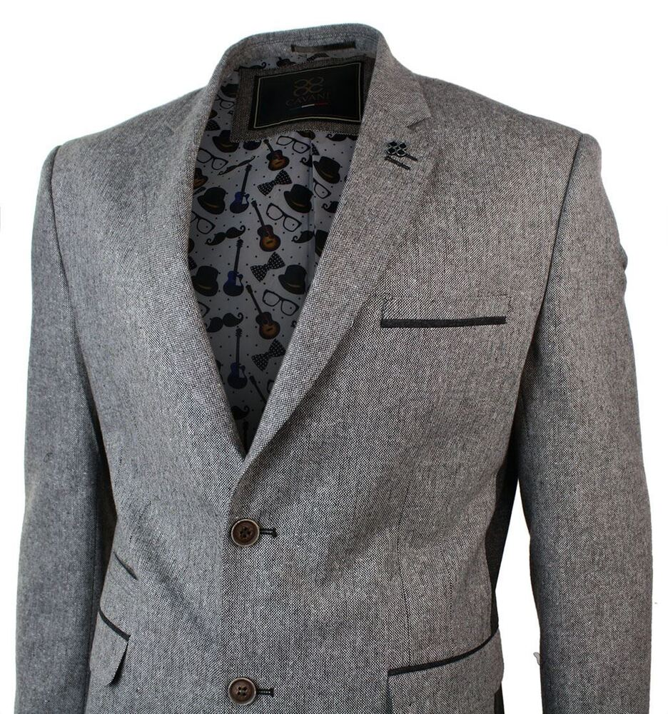 Choose from sport coats in solid neutrals, corduroy, herringbone print and more, then pair with one of our fine men's dress shirts. Finish the look with one of our wool or tweed men's vests, available in .