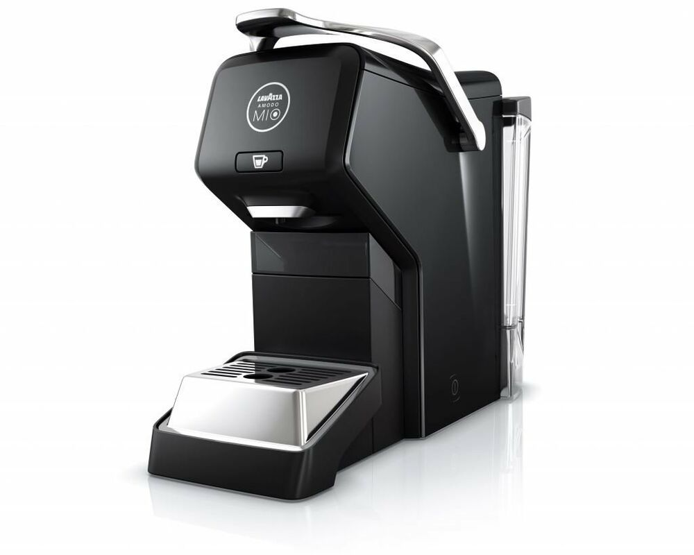 new lavazza a modo mio espria espresso coffee maker machine black lm3100bk u ebay. Black Bedroom Furniture Sets. Home Design Ideas