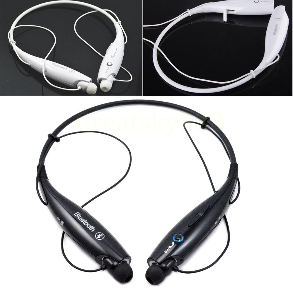 sport stereo bluetooth headset earphone for samsung galaxy s3 s5 mini s6 s7 htc ebay. Black Bedroom Furniture Sets. Home Design Ideas