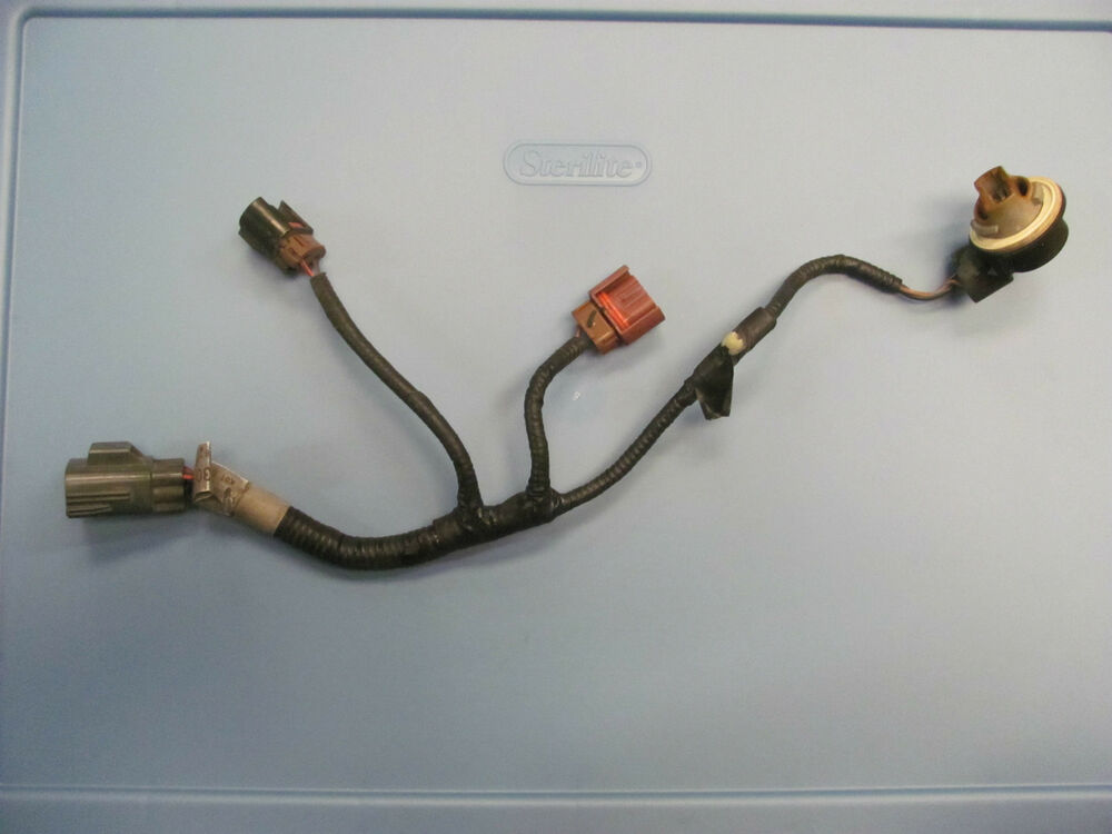 Lincoln Ls Right Passenger Headlight Wiring Harness