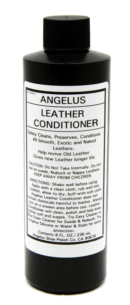 angelus leather lotion conditioner cleaner boot shoe