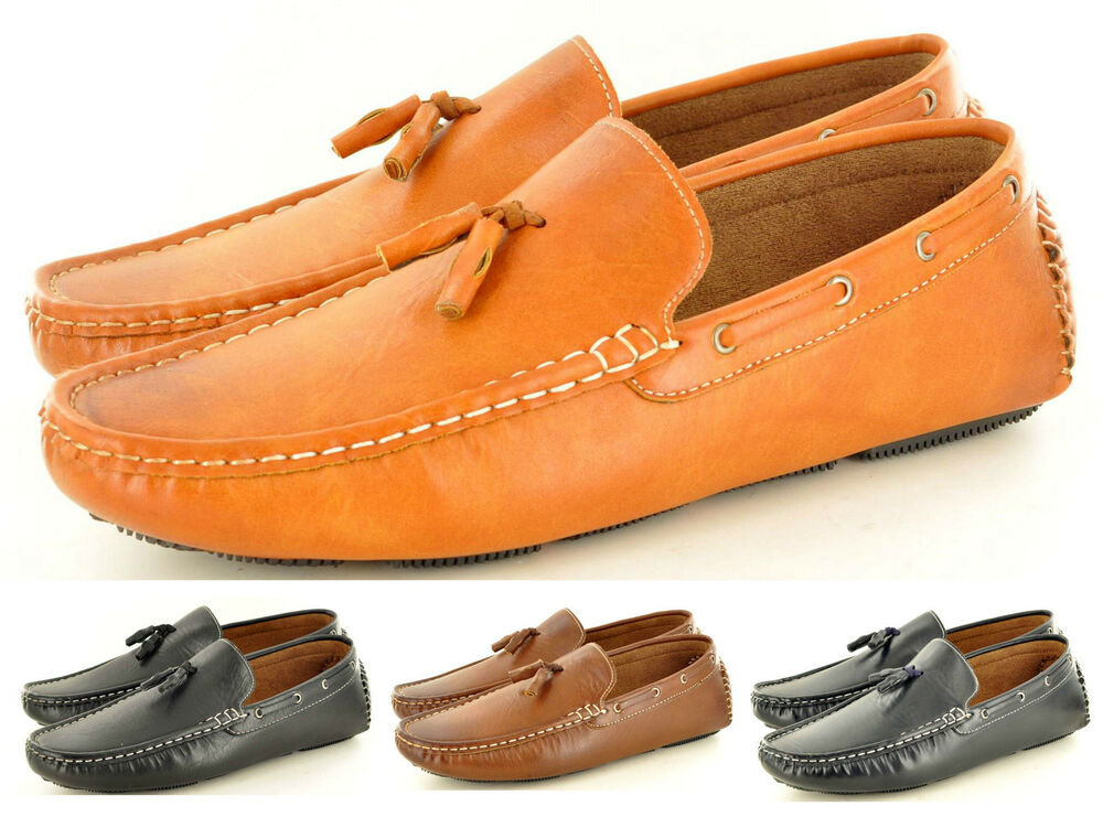 New Look Brown Shoes For Men