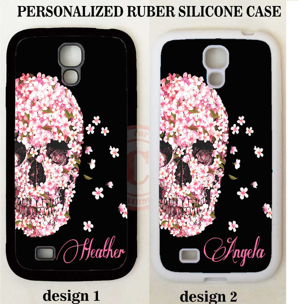 ... SKULL MONOGRAM PHONE Case For Samsung Galaxy S7 S6 S5 NOTE 5 4 : eBay