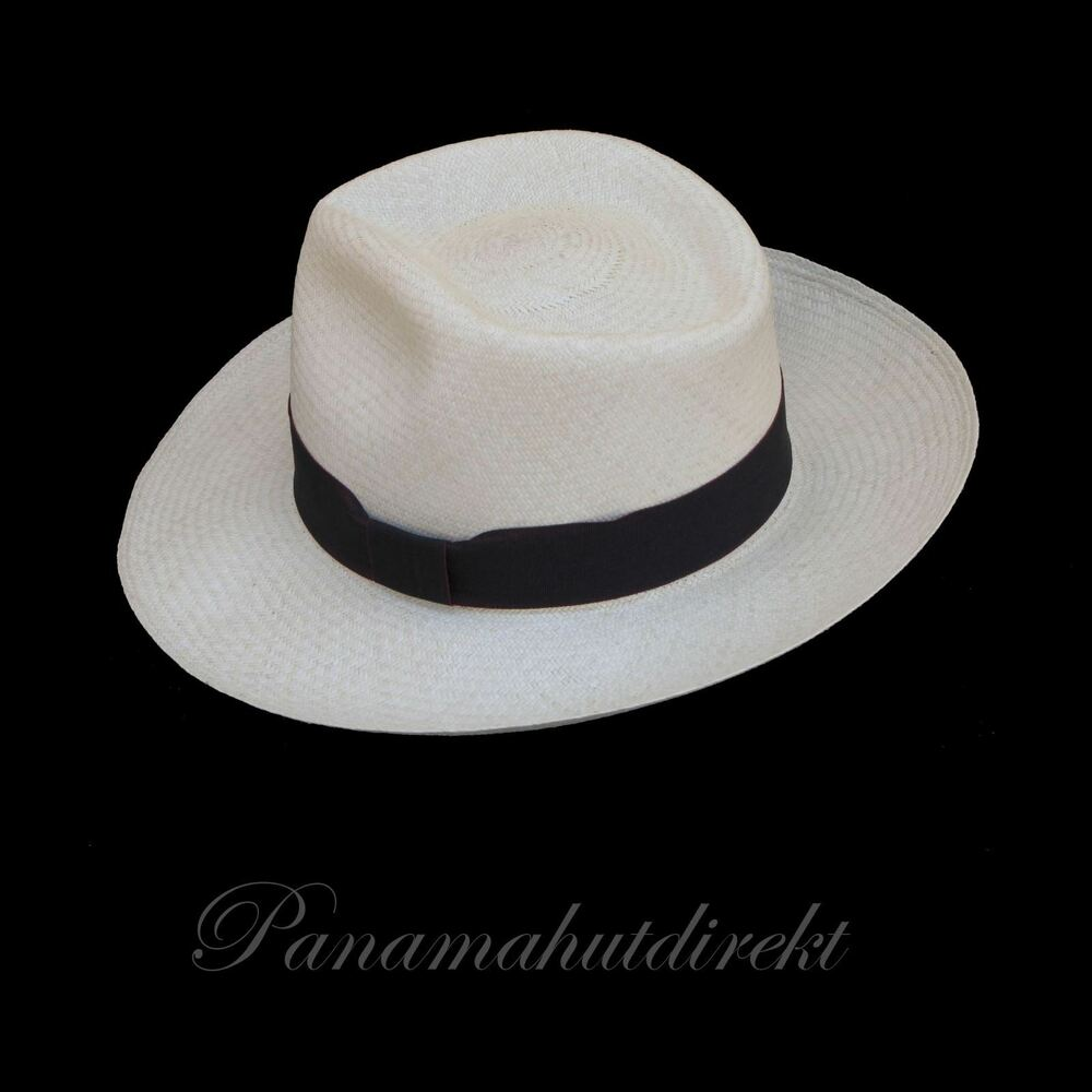 Details about Genuine Panama Hat from Montecristi