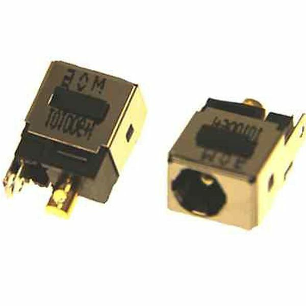 Dc Power Jack Socket And Cable Wire Dw219 Toshiba Satellite L655 T135