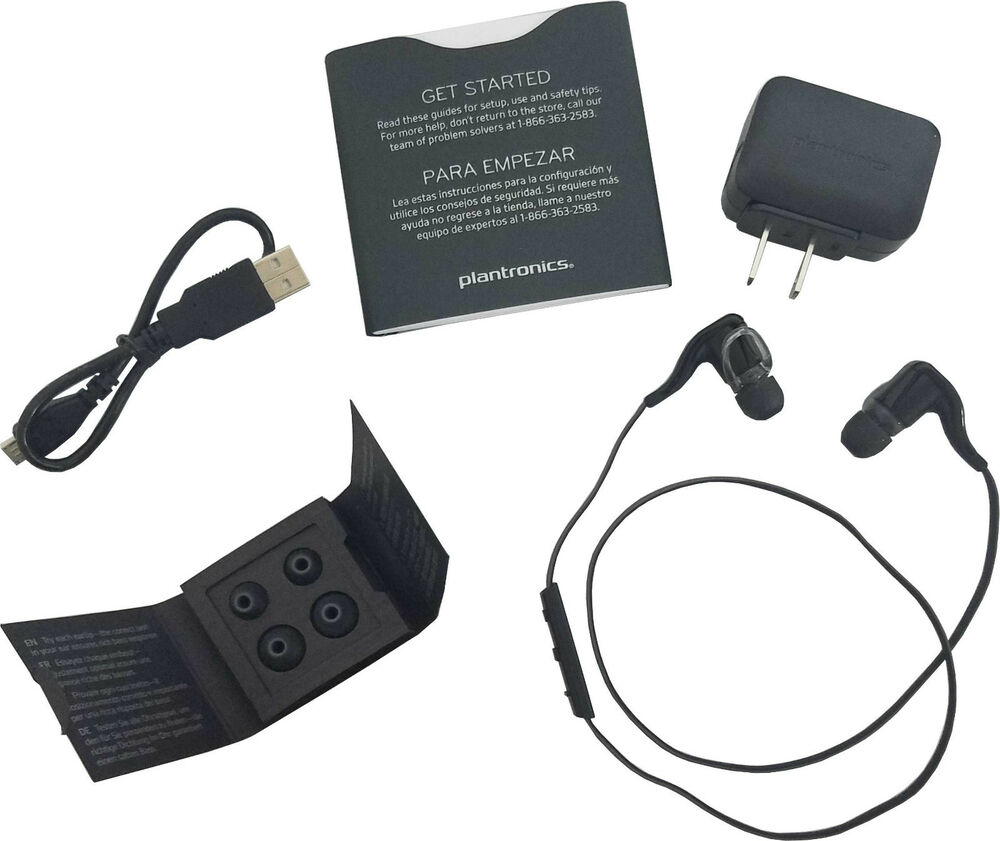 Instructions For Plantronics Wireless Earbuds