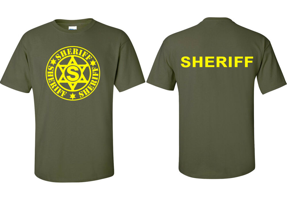 Law enforcement clothing store