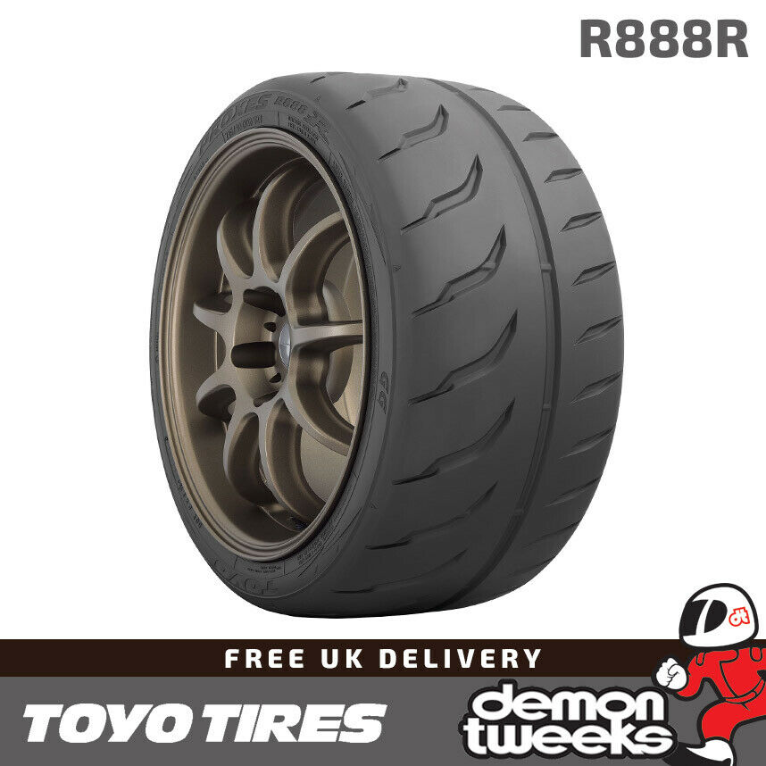 1 x 195 50 15 82v toyo r888r road legal race racing track day tyre 1955015 ebay. Black Bedroom Furniture Sets. Home Design Ideas