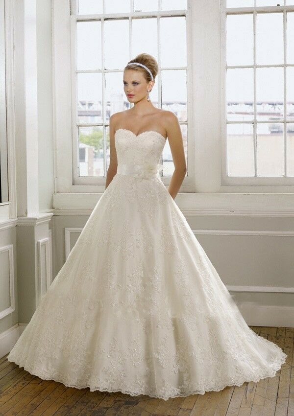 selling wedding dress 2015hot selling white lace gown wedding dresses 7294