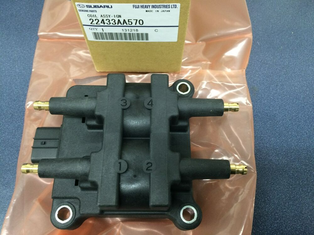Subaru Impreza Forester Legacy Outback Ignition Coil Pack