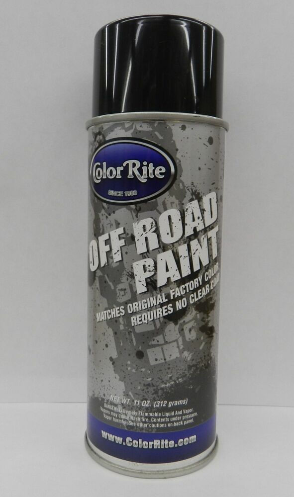 Color Rite Spray Paint