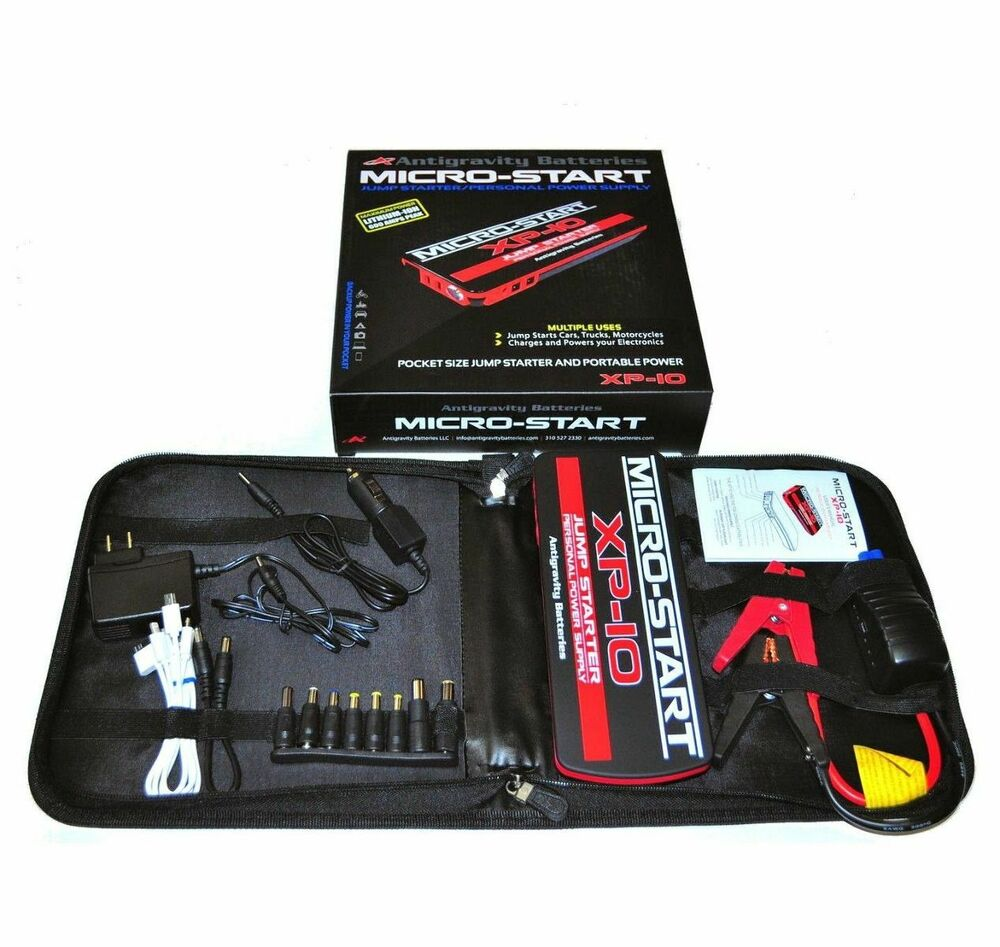 Antigravity Microstart Jump Box Starter Micro Start Pps