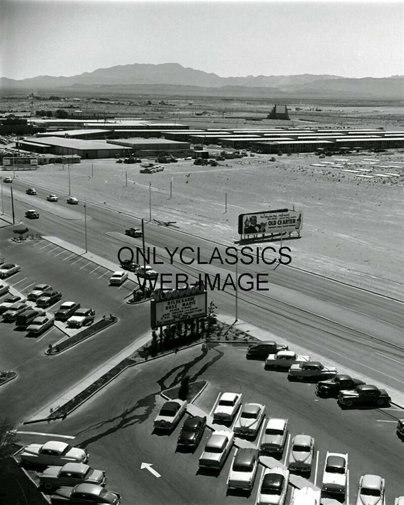 Riviera hotel casino cars 1955 las vegas nv photo outdoor for Ebay motors las vegas
