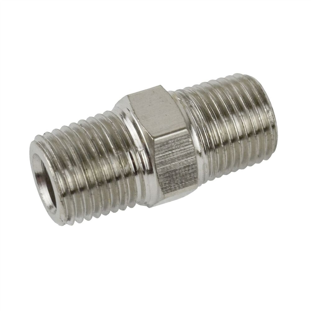 Quot bsp male to air line hose compressor fitting