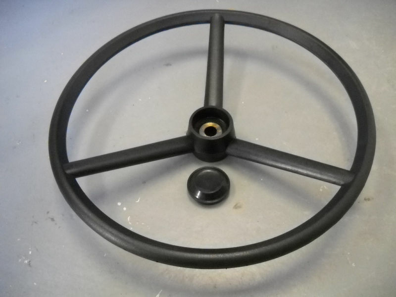 Ford Tractor Wheel Centers : Ford steering wheel cap n more