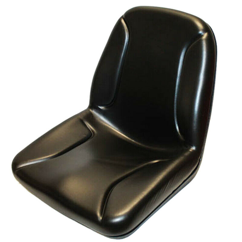 Tractor Seat Replacement : Michigan seat co parts black replacement for lawnmowers