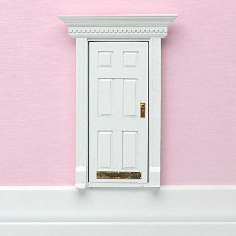 Tooth fairy door with fairy dust white or pink by child for White fairy door