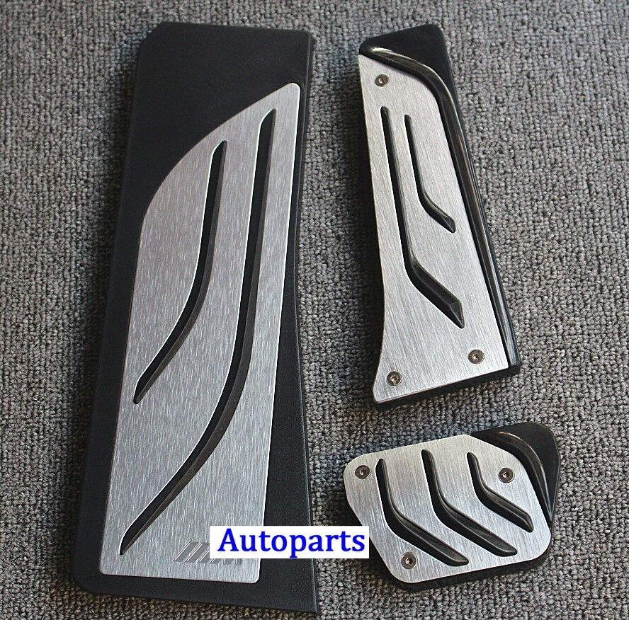 Sport Foot Rest Gas Brake At Pedal Cover Bmw Z4 E89 X3 F25