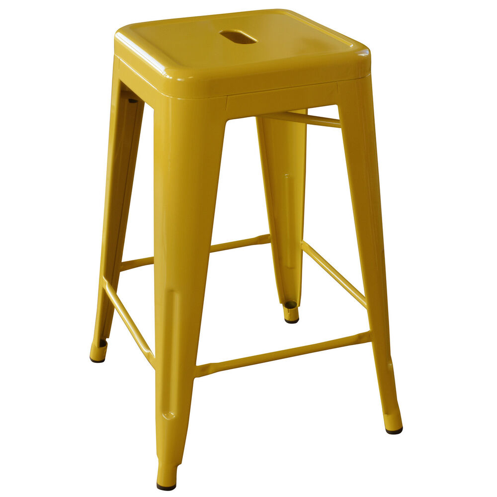 AmeriHome BS24GOLD 24 Inch Gold Metal Bar Stool 2 Piece  : s l1000 from www.ebay.co.uk size 1000 x 1000 jpeg 65kB