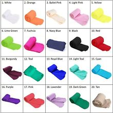 GIRLS KIDS DANCE BALLET TIGHTS PANTYHOSE SOCKS MICROFIBER STOCKING 2-11YR