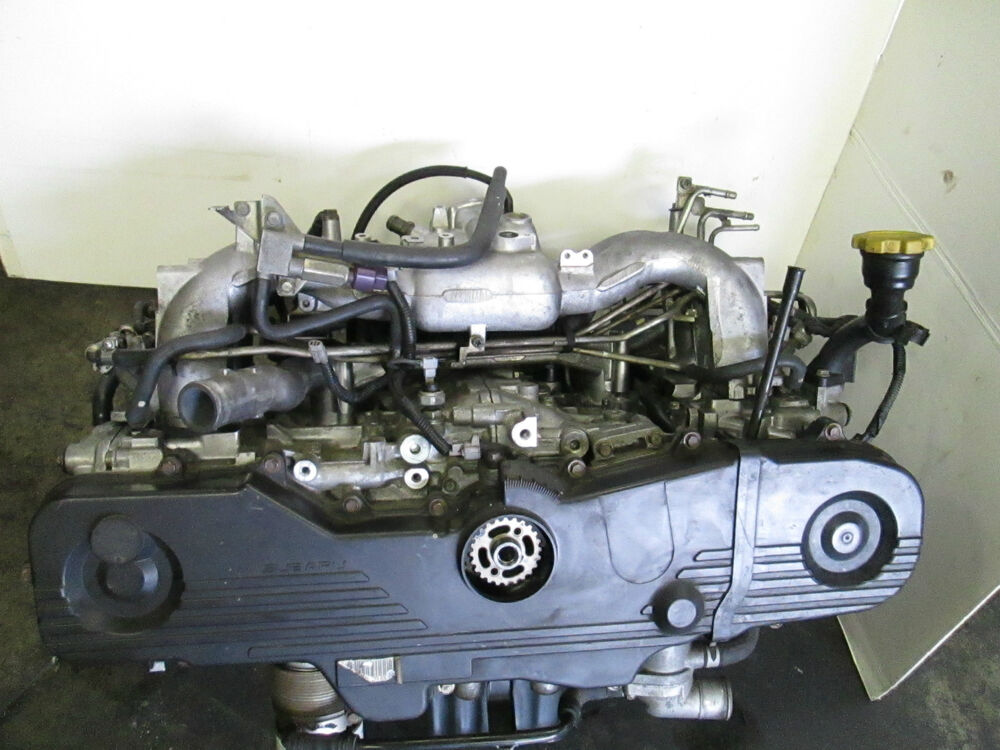 99 00 01 02 03 Subaru Forester Engine Oem  2 5l Automatic