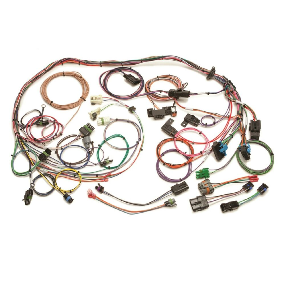 Painless Performance 60101 Tbi Fuel Injection Wiring Harness For Rhebay: 1986 Corvette Wiring Harness At Gmaili.net