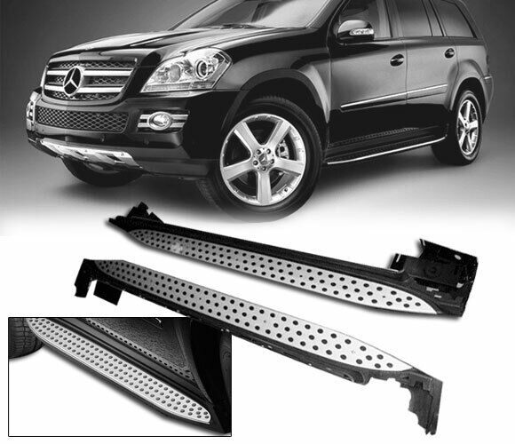 2007 2012 oe running board side step bar for mercedes benz for Mercedes benz 2007 gl450 accessories