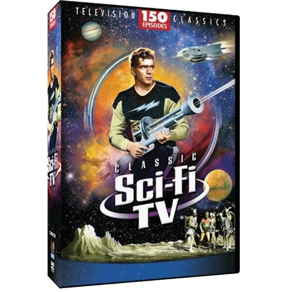 146 Best Images About Vintage Sci Fi Pictures On Pinterest: Classic Sci-Fi TV (DVD, 2009, 12-Disc Set) 826831070520