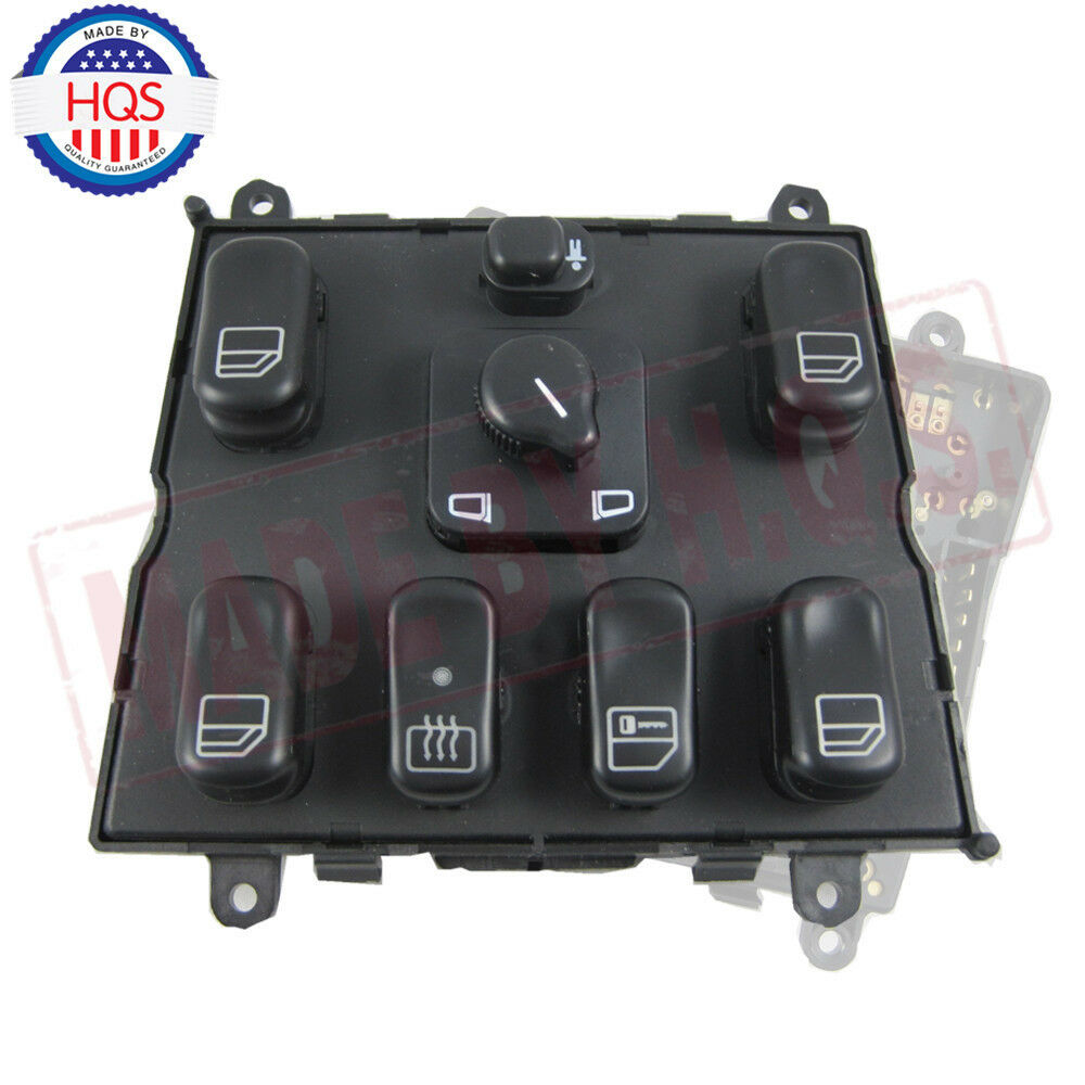 Electric power window master control switch for 1998 2003 for Window master