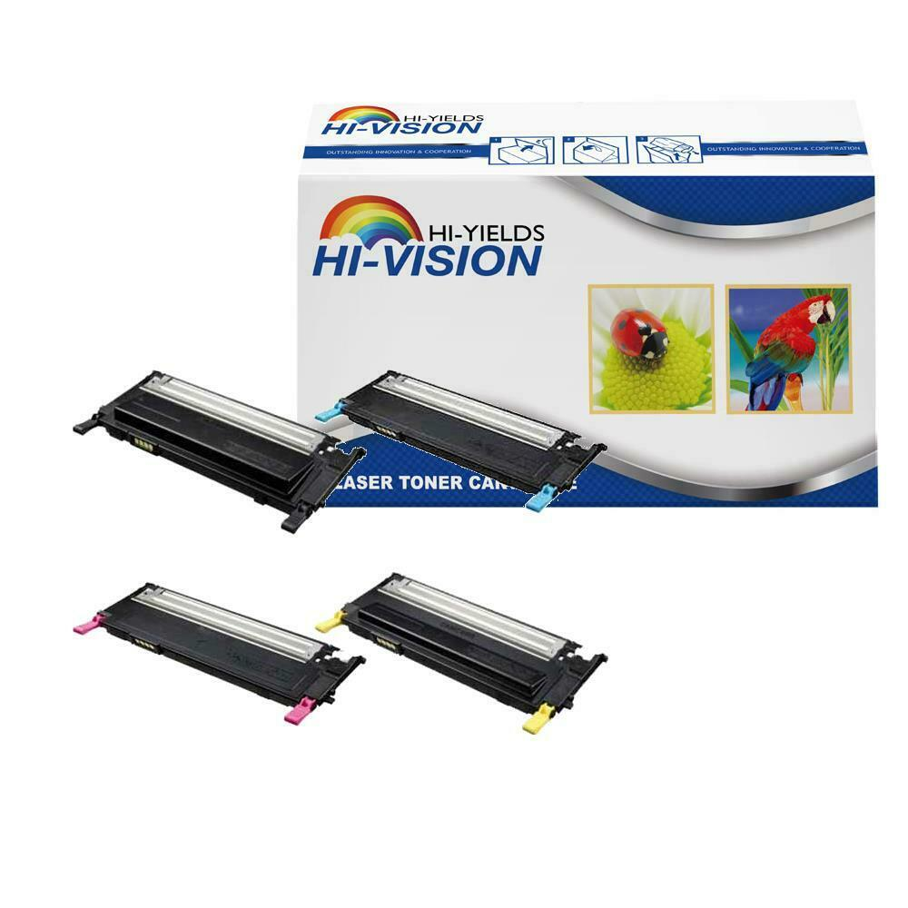 clp315 clp 315 clp 315w clp 310 clp 310 4 color toner for samsung set best deal ebay. Black Bedroom Furniture Sets. Home Design Ideas